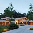 Maison Villa moderne complexe, embrassant ses environs animées à Utrecht, Pays-Bas