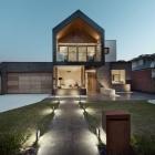 Maison Nouvelle conception de maison en Australie miroirs Architecture voisine