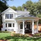 Maison Enchanteur nouvellement construit maison de Style edwardien en Californie (États-Unis) [vidéo]