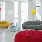 Meuble BULLE la main élégant canapé inspirant confort par Sacha Lakic