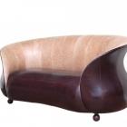 Meuble Canapé contemporain Design réuni dans une Collection bien roulée