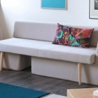 Meuble Canapé modulaire élégant 3 en 1 pour vous aider à traiter de petits espaces
