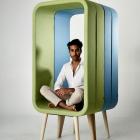 Meuble Une conception de chaise très peu conventionnel : Frame par Ola Giertz