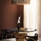 Meuble Inspiré par Chandra chaise d'amour KOKET Vintage appel arrive