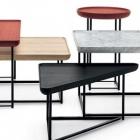 Meuble Défini par un niveau élevé de flexibilité : Torei côté Tables par Luca Nichetto