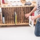 Meuble Durabilité répond ingéniosité de conception : Collection de meubles par Notwaste