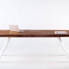 Meuble Table antique Kauri auraient été fabriqué en bois de 50 000 ans