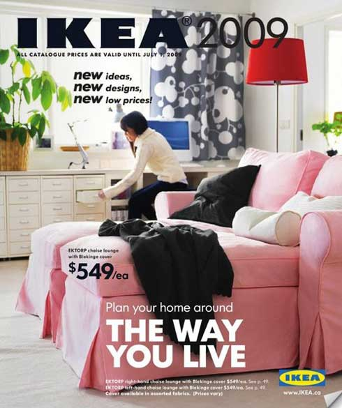 Ikea Catalogue 2009 Maintenant Disponible En Ligne Ici Immobilier