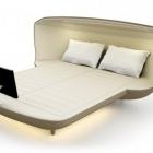 Meuble Lit du futur : dormir demain par le Designer Axel Enthoven