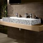 Salle de bain Élégante Collection de salle de bain en se concentrant sur l'essentiel : Memento par Villeroy & Boch
