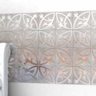 Salle de bain Première Collection de carreaux de combiner les métaux et béton par ezovir
