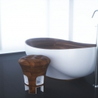 Salle de bain Collection de salle de bains en bois élégant par koita