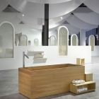 Salle de bain La Collection de salle de bains Nendo pour Bisazza Bagno