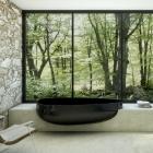 Salle de bain Design minimaliste baignoire pour salle de bains moderne Original