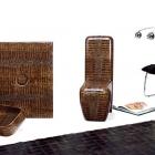 Salle de bain Collection jungle par Ceramica Cielo : Fashion pour la salle de bain