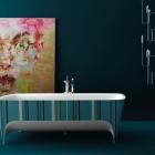 Salle de bain Couleur pour une salle de bains moderne : Pop Limited Edition Accademia baignoire [vidéo]