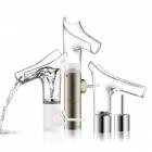 Salle de bain L'expérience de la vitalité de l'eau : Collection Axor Starck V