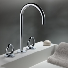 Salle de bain Collection contemporaine O de THG-Paris décoration luxueuses salles de bains
